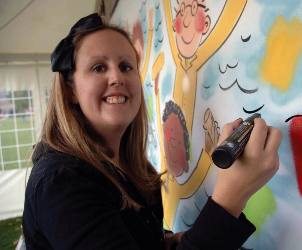 Rosie Brooks UK Cartoonist and Illustrator