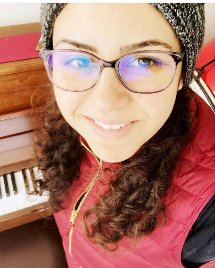 Mia Bteich music therapist sesobel children disabilities