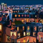 illustrazione di Pierpaolo Rovero Parigi suona il Jazz Paris plays Jazz