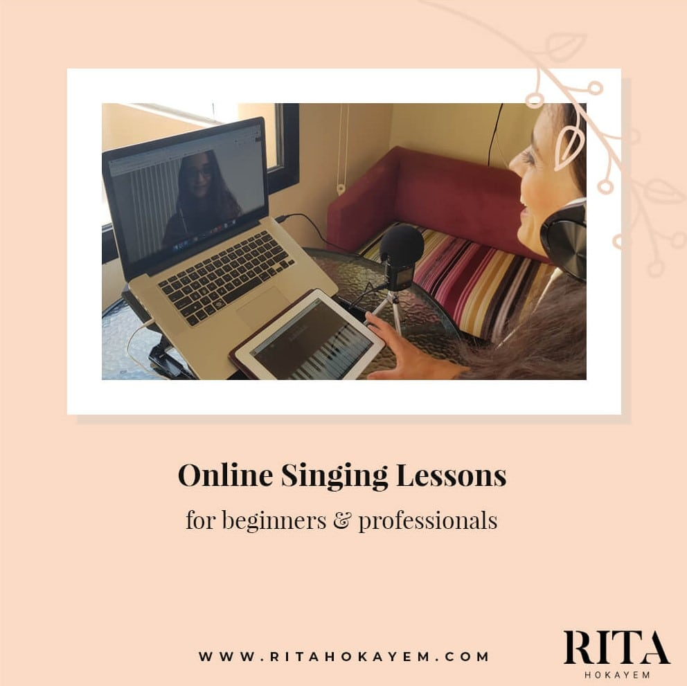 online singing lessons for beginners