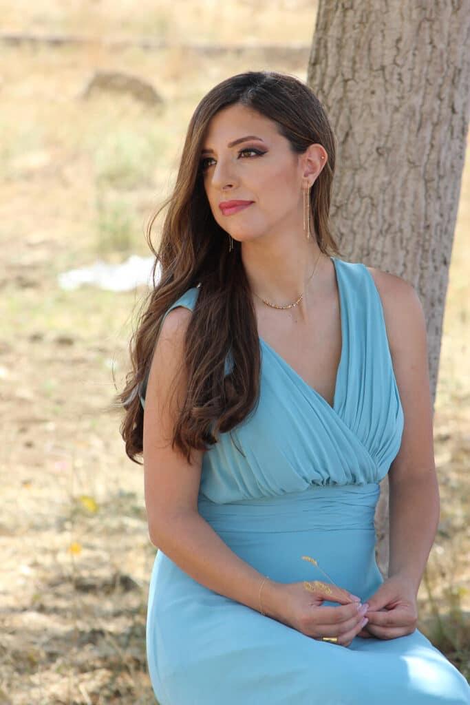 Lebanese soprano Mira Akiki